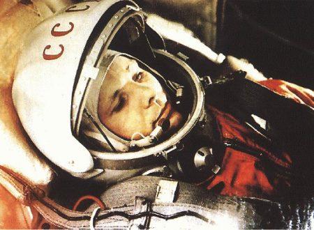 Il Primo Uomo nello spazio ha 50 anni