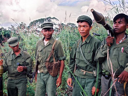 Gli sconvolgimenti geostrategici all'origine dell'ascesa del fenomeno khmer rossi