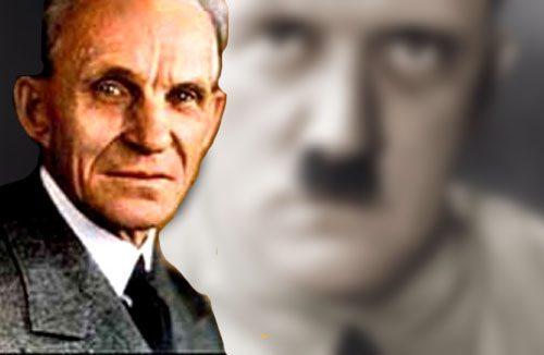Perchè Ford, GM e Esso armarono Hitler?