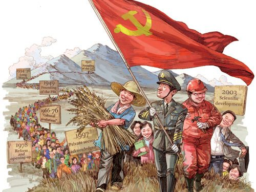 L'occidente odia sul serio la Cina!