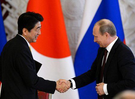 Il Giappone si allontana dagli Stati Uniti facendo perno sulla Russia