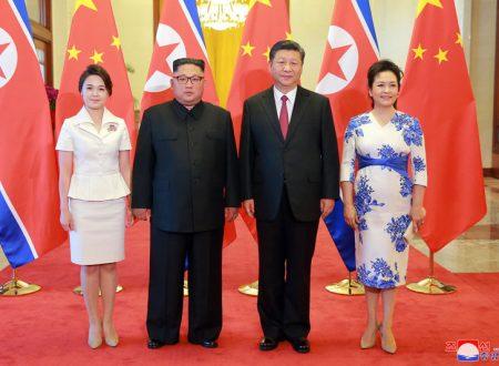 La visita di Kim cementa l'amicizia tra Corea e Cina