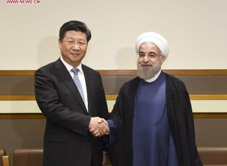 L'Iran si affida ai vecchi amici mentre l'Europa si sfila