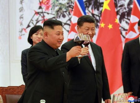 Kim Jong-un visita la Cina per la terza volta in tre mesi