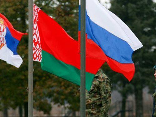 Fratellanza Slava – 2018: Russia, Serbia e Bielorussia svolgeranno le manovre