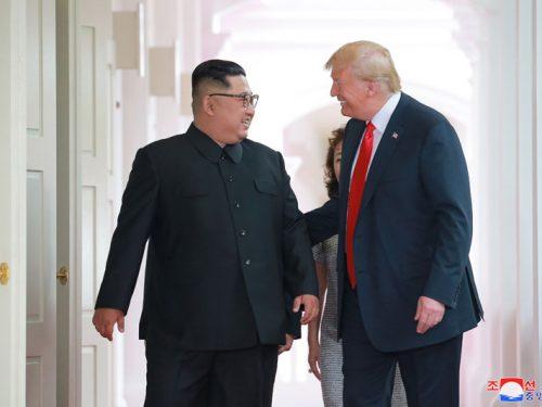 Trump incontra Kim nel mutare dell'ordine mondiale