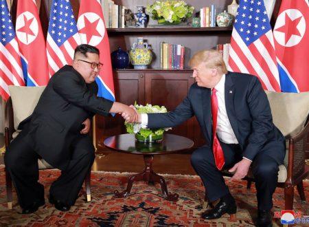 Il vertice Trump-Kim dimostra che il potere degli USA svanisce