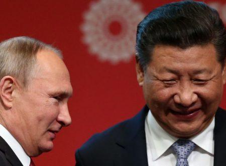 Dall'Artico al Cosmo: su cosa Putin e Xi sono d'accordo