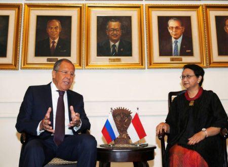 Partnership strategica tra Russia e Indonesia nell'Asia-Pacifico