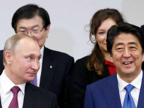 Il Giappone cerca un equilibrio nelle relazioni con Stati Uniti, Cina e Russia
