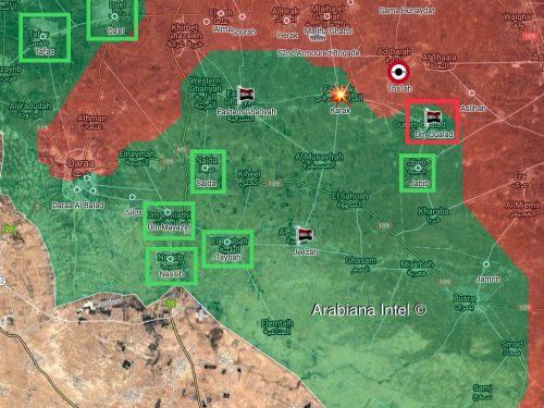 Siria-Yemen-Libia, 29 Giugno 2018