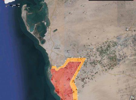 Siria – Yemen, 18-20 Giugno 2018