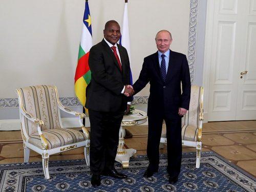 L'influenza crescente della Russia nell'Africa sub-sahariana