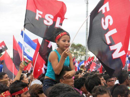 Stati Uniti, Nicaragua e guerra controrivoluzionaria