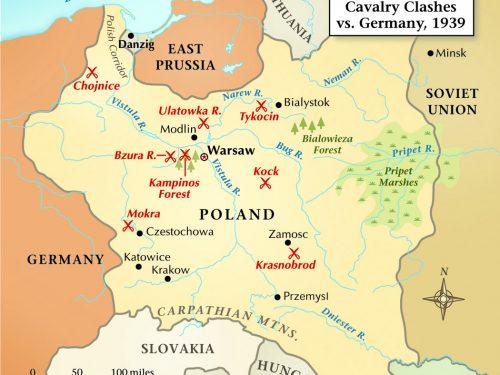 Cavalleria polacca contro panzer tedeschi: un mito duro a morire