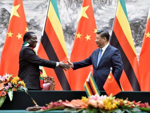 Lo Zimbabwe cerca di divenire un centro tecnologico con l'aiuto della Cina