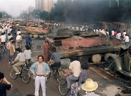 Wikileaks: nessun spargimento di sangue a Piazza Tiananmen