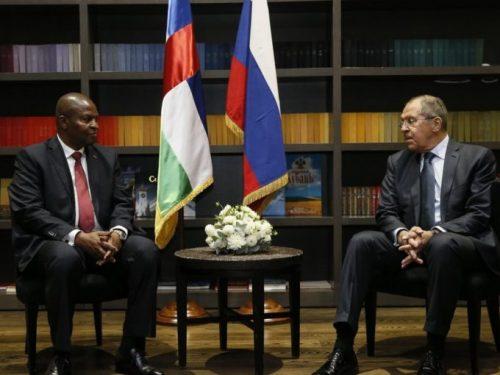 La Russia scaccia l'occidente dall'Africa