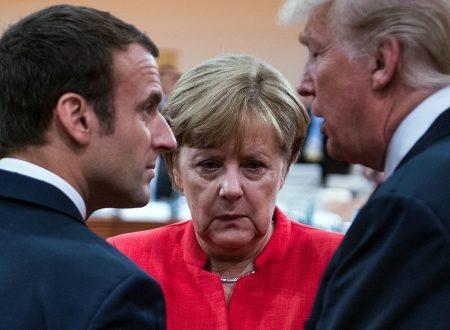 Lo spettro dell'immigrazione e il destino di Angela Merkel