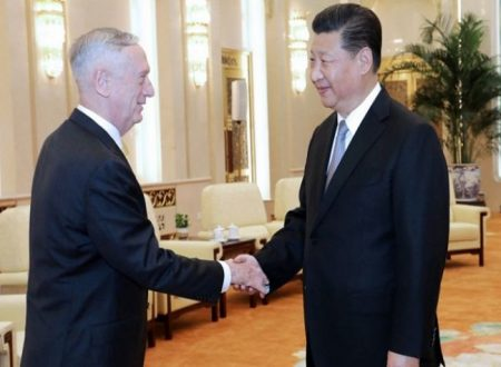 Xi manda un chiaro messaggio a Mattis