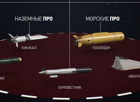Il programma della difesa russo accende l'immaginazione