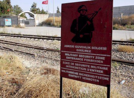 Confine turco-siriano: confusione, distruzione e dolore