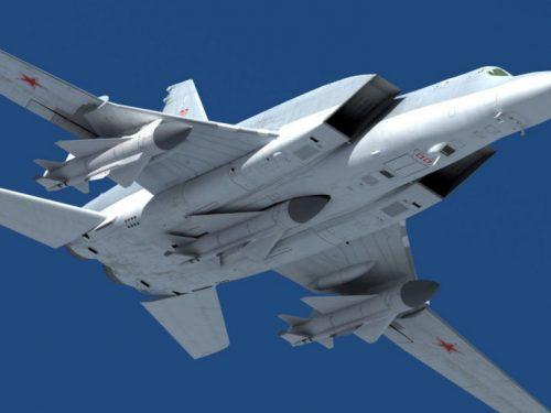 L'Aeronautica russa schiera i nuovi bombardieri Tu-22M3M