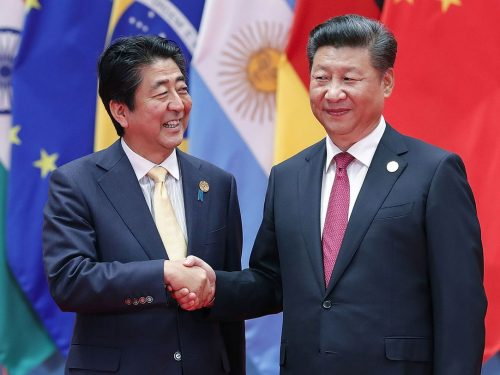 La partecipazione alla Via della Seta consente al Giappone di esplorare il mercato dell'Eurasia
