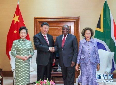 """Xi chiede di espandere la cooperazione """"BRICS Plus"""" per affrontare le sfide comuni"""