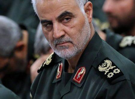 Il Generale Sulaymani risponde alle minacce di Trump