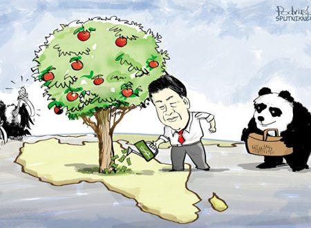 L'Africa vanta un grande potenziale per la cooperazione Cina-India