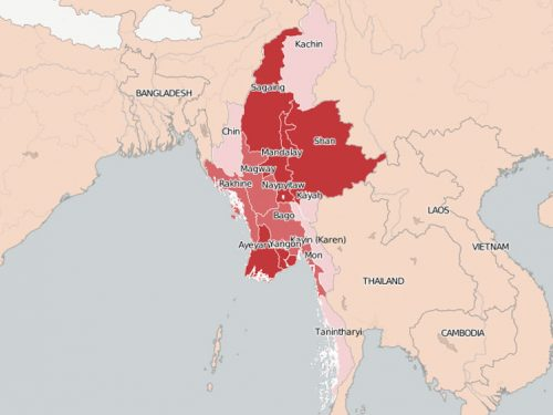 I terroristi minacciano l'iniziativa OBOR in Myanmar