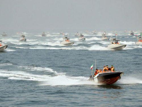 Iran pronto ad agire sullo stretto di Hormuz