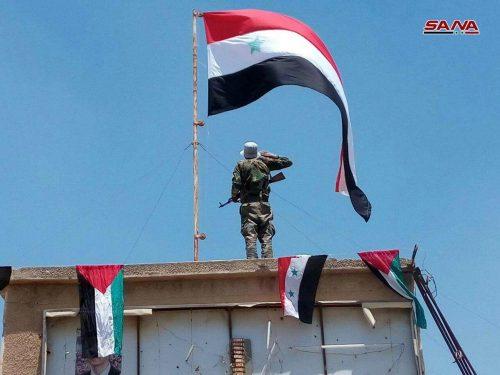 Il disfattismo si è diffuso tra i terroristi grazie alle vittorie dell'Esercito arabo siriano