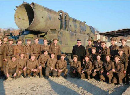 La Corea democratica amplia l'arsenale missilistico