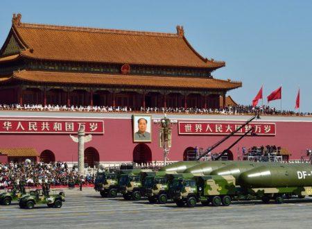 La Cina può imparare dal rispetto di Trump per la Russia