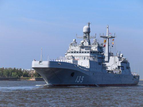 La Marina russa: deterrente credibile sui nemici