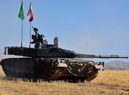 L'Iran produrrà 800 nuovi carri armati