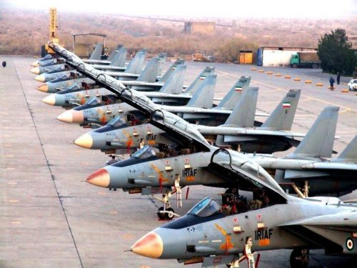 Su-30 per l'Iran? I caccia russi per gli iraniani saranno la svolta nel Medio Oriente
