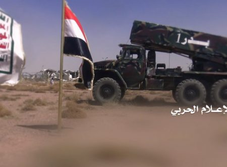 Drone yemeniti bombardano il comando saudita