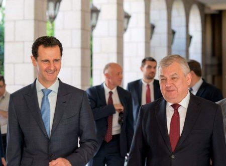 Continua il coordinamento russo-siriano
