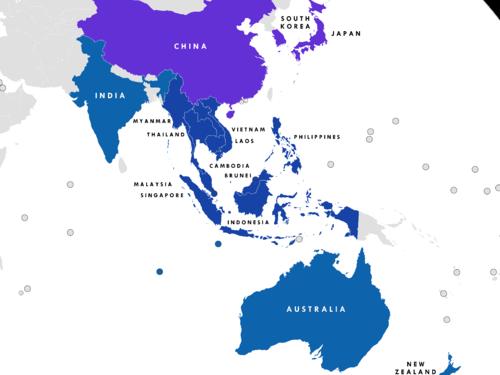 L'Asia risponde a Trump formando il più grande blocco economico del mondo
