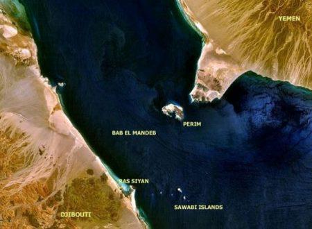 I sauditi fermano il traffico di petroliere a Bab al-Mandab
