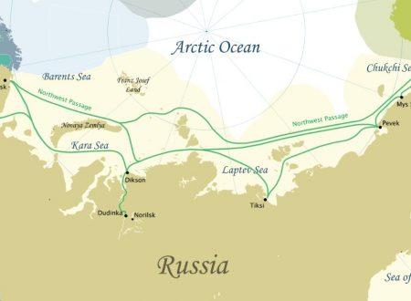Prospettive sul progetto della rotta del Mare del Nord