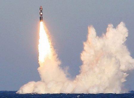 Il nuovo missile Bulava entra in servizio nella Marina russa