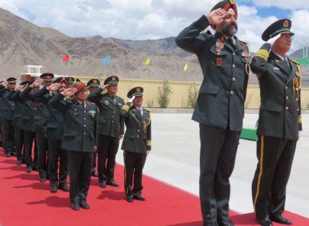 Un passo concreto di Cina ed India per rafforzare la fiducia militare