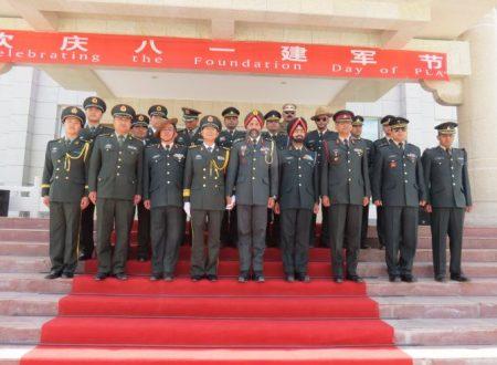 Si rafforzano le relazioni India-Cina