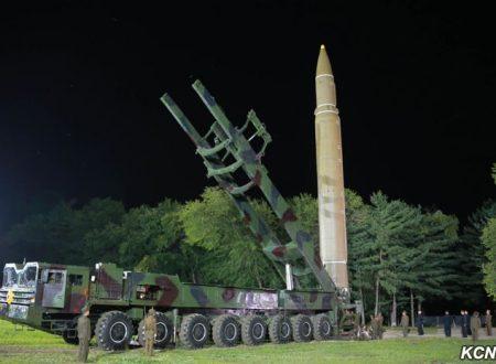 La produzione in serie degli ICBM è un ovvio passo per la Corea democratica