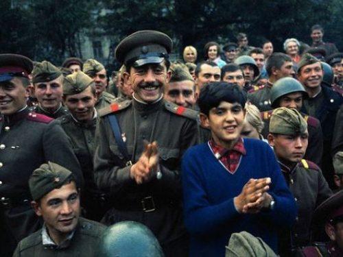 Trauma cecoslovacco – Agosto 1968