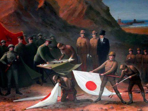 Nell'Estremo Oriente l'Armata Rossa concluse la Seconda Guerra Mondiale